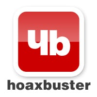 Photo de Hoaxbuster